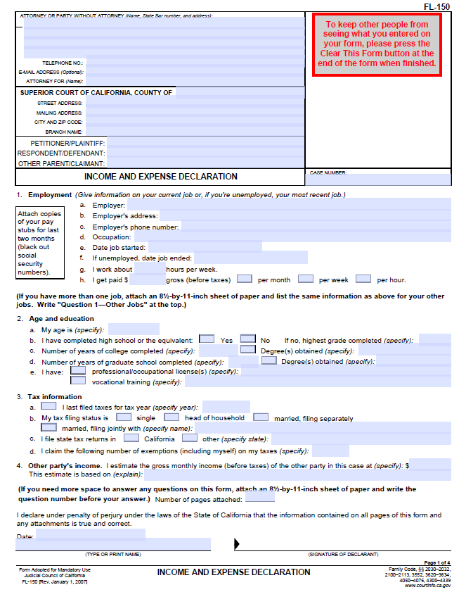 help filling out divorce papers This packet should help you fill out and file the forms and papers that you need to start a divorce in washington packets on filing for divorce.